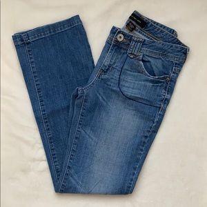 Calvin Klein Medium Wash Trouser Jeans